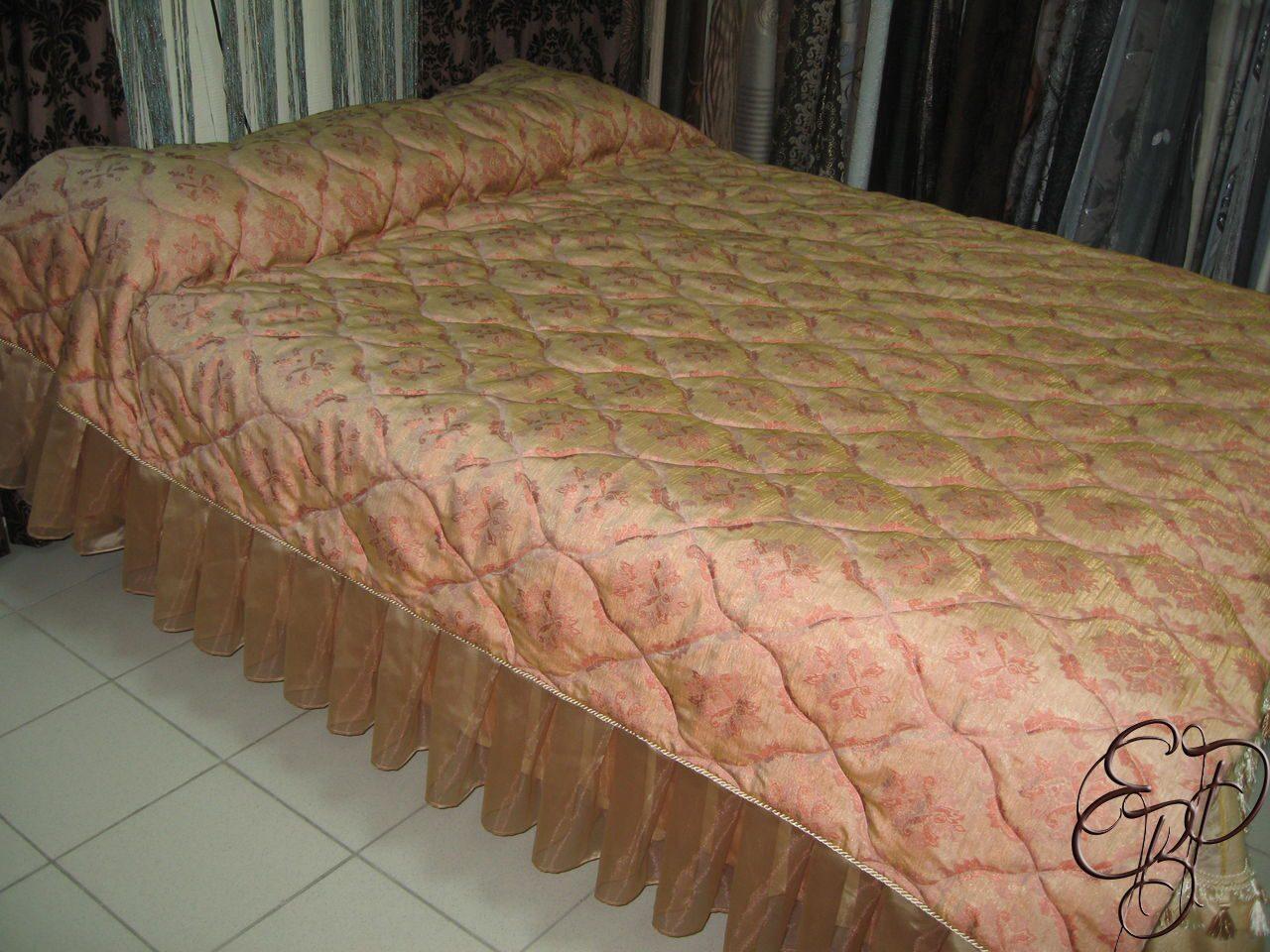 Как сшить стеганое покрывало на кровать своими руками мастер класс 97